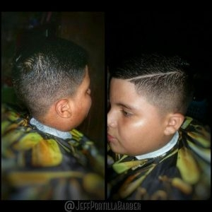 Jeff Portilla Barber