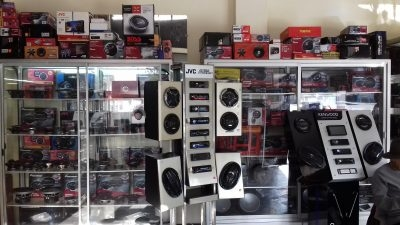Car audio Pionner